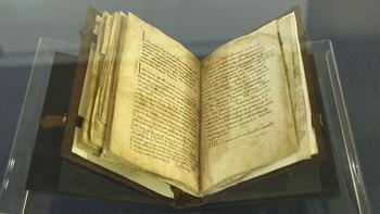 Los Cartularios de Valpuesta, los primeros balbuceos del castellano