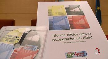 La Plataforma por la Sanidad P�blica de Burgos cifra en 800 M el ahorro si se rescata el HUBU