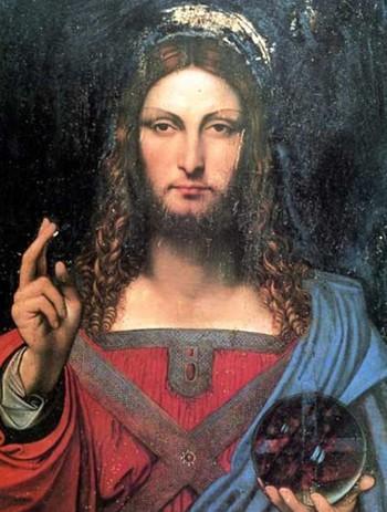 La obra 'Salvator Mundi' bate todos los récords tras subastarse por 381 millones de euros