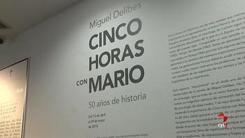 La Fundación Miguel Delibes recuerda en Barcelona los 50 años de 'Cinco Horas con Mario'