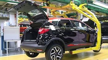 La fabricaci�n de veh�culos Renault en Valladolid y Palencia crece un 35% en 2015