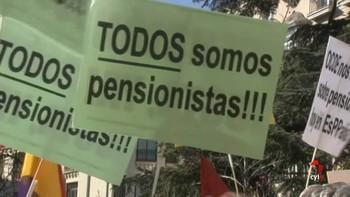 Los jubilados se movilizan este lunes para reclamar una ley que garantice la sostenibilidad de las pensiones