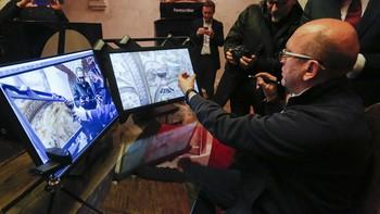 Una recreación en 3D permite una experiencia 'inmersiva' a los visitantes del Santo Grial de León