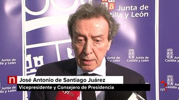 De Santiago-Juárez afirma que la despoblación 'no es un problema peculiar de Castilla y León'