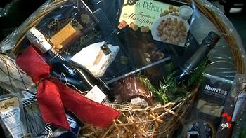 El boicot al cava catalán afecta a las cestas de Navidad