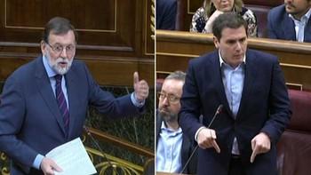 Rivera da por roto el acuerdo con el Gobierno para la aplicación del 155 por no suspender el voto de Puigdemont