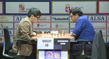 Wesley So destrona a Anand
