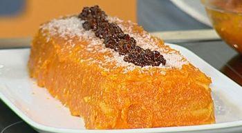 Te ense�amos a hacer tarta de zanahoria con vino espumoso de Artezana