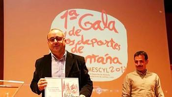 La Federación de Deportes de Montaña premia a La 8 Valladolid