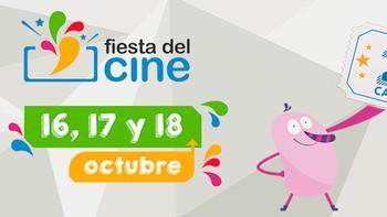 La Fiesta del Cine celebra su decimotercera edición