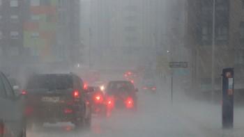 La Aemet activa las alertas por fuertes tormentas en las provincias de León y Zamora