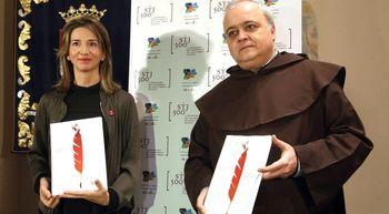 Un programa cultural 'diverso y abierto' difundir� la riqueza de Santa Teresa en Castilla y Le�n