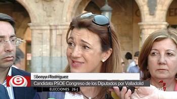 Soraya Rodr�guez cree que Rajoy 'no est� en condiciones democr�ticas y �ticas' para presidir el Gobierno