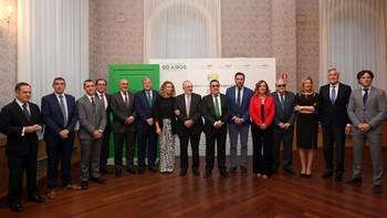 Trapa, Ayuntamiento de León, El Mundo, Hospital San Juan de Dios y Díaz de Mera, Premios Solidarios ONCE 2018