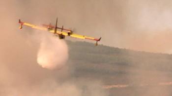 El Gobierno incluye por primera vez cuatro drones para luchar contra los fuegos este verano