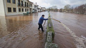 La situaci�n del Arlanza mejora en la provincia de Burgos