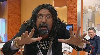 Diego El Cigala, personaje m�s votado