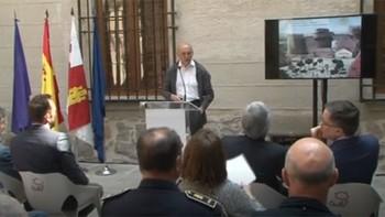 El Plan Director de la Muralla fija sus tres primeras actuaciones en 2019