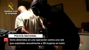 Identifican a 29 posibles víctimas de explotación sexual en clubes de alterne de la provincia leonesa