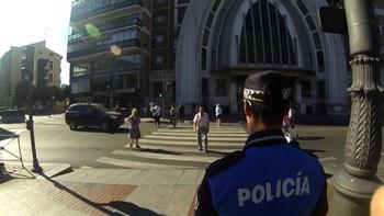 Valladolid multiplica por cinco las multas por cruzar en rojo