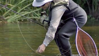 La pesca de trucha se abrirá en marzo en Ávila, Salamanca, Segovia y Valladolid