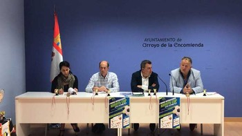 La 'Arroyo Cup' se ha presentado este jueves en el Ayuntamiento de Arroyo de la Encomienda