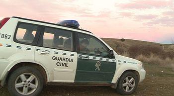 Heroica actuaci�n de la Guardia Civil que salv� a un hombre de 82 a�os de morir en un incendio