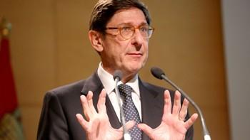Goirigolzarri destaca que Bankia elevó un 26% los proyectos financiados de pymes y autónomos en Madrid y Castilla y León hasta abril