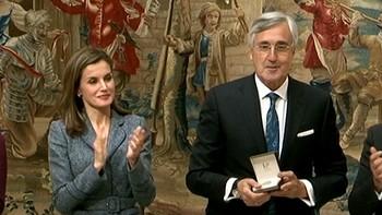 El Ayuntamiento de Ávila recibe el Premio Reina Letizia de Accesibilidad Universal de Municipios