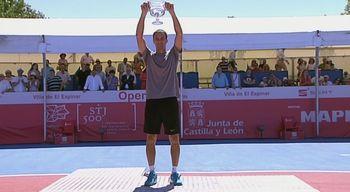 Donskoy gana el XXX Open Castilla y León