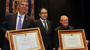 Palencia nombra Hijos Adoptivos a Nicol�s Castellanos y Jos� Vicente de los Mozos