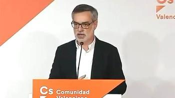 Ciudadanos no aclara si apoyaría una moción de censura de Podemos y dice que su prioridad es hablar con el PSOE
