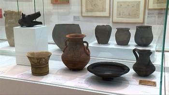 Los descubrimientos de las primeras excavaciones de Numancia vuelven a Soria