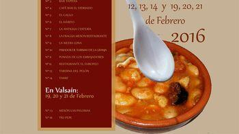 El V Concurso de Tapas del Judi�n espera reunir entre 5.000 y 6.000 personas en La Granja y Valsa�n