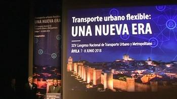 Ávila se convierte durante dos días en capital del transporte urbano