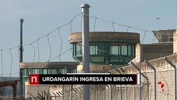 Iñaki Urdangarin ingresa en la prisión de Brieva, Ávila, para cumplir condena por el caso Noos