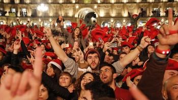 Más de 300 agentes participarán este jueves en el operativo por la Nochevieja Universitaria de Salamanca