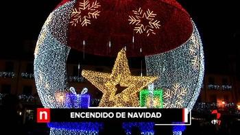Salamanca estrena la iluminación navideña en cerca de 80 calles y plazas