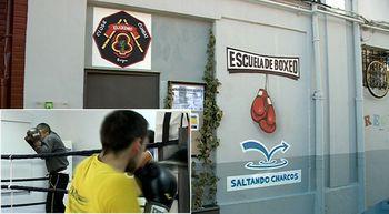 El boxeo como herramienta educativa en el barrio de Gamonal
