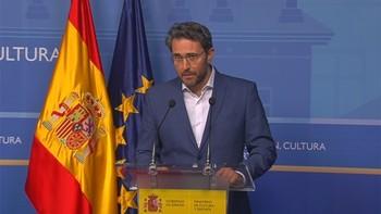 Màxim Huerta, el ministro más breve de la democracia española tras siete días al frente de Cultura y Deporte