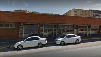 Herida una mujer tras ser atropellada por un vehículo junto a la estación de autobuses de Béjar, Salamanca