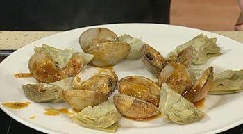 Cocinamos unas ricas alcachofas al 'R�o Viejo'