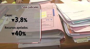 La revisi�n de las tasas Judiciales, una prioridad para el nuevo Ministro Rafael Catal�