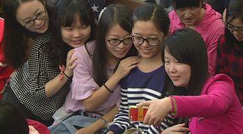 La Universidad Pontificia de Salamanca, la universidad privada de Espa�a con m�s alumnos chinos