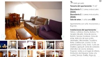 Los apartamentos turísticos ilegales empiezan a generar molestias a los vecinos de Salamanca