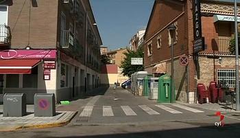 Tres jóvenes resultan heridos por arma blanca la pasada madrugada en La Cistérniga