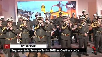 Castilla y León seduce con la 'mayor exposición mundial de arte sacro al aire libre', su Semana Santa