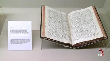 La Universidad de Salamanca reúne en una exposición la 'Estoria de España' de Alfonso X el Sabio