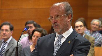 De la Riva afirma que nunca busco retrasar las obras y foment� el cumplimiento de la sentencia