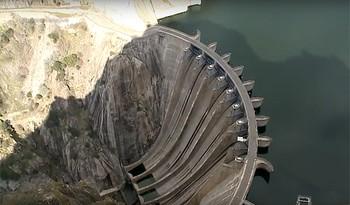 Las centrales eléctricas subterráneas del río Duero